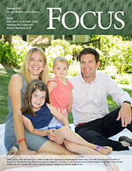 Summer 2015 Focus cover