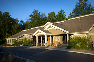 Hospice House in Traverse City