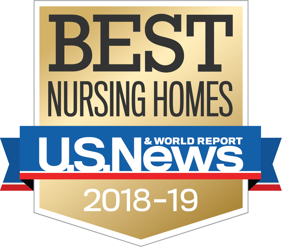 U.S. News & World Report Best Nursing Homes