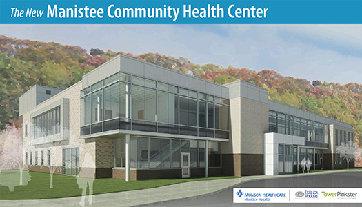 The New Manistee Community Health Center