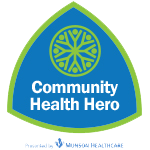 Icon - Community Health Hero