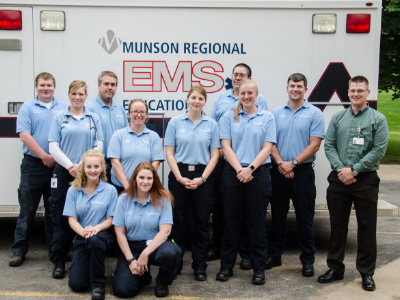 Emtb Emt Training Munson Healthcare Northern Michigan