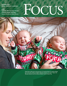 December 2017 Focus cover