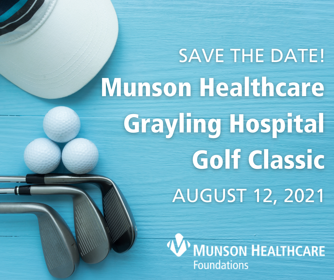 save the date for grayling golf