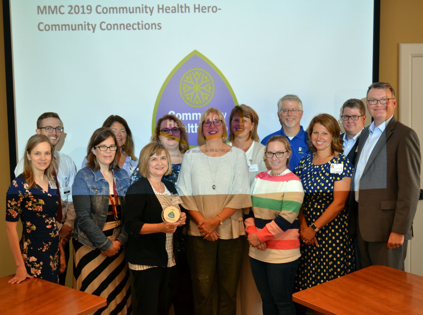 Grand Traverse Hub Community Health Heroes - MMC