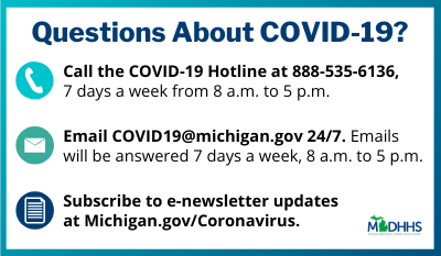 Older adults coronavirus Munson Healthcare
