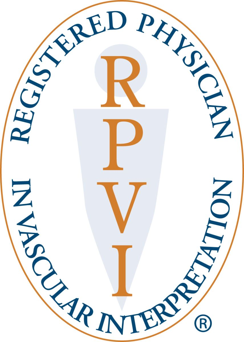 Registered Physician in Vascular Interpretation