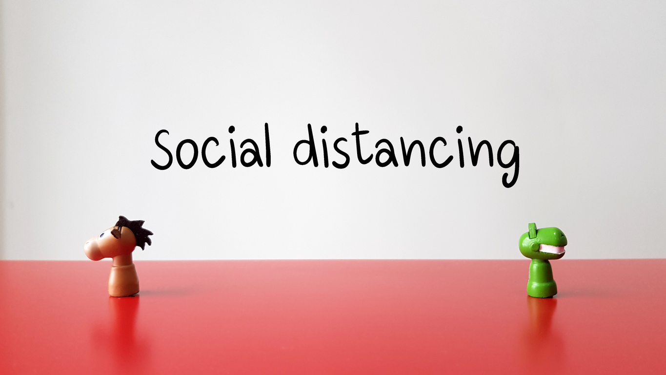 Social Distance Without Feeling Isolated