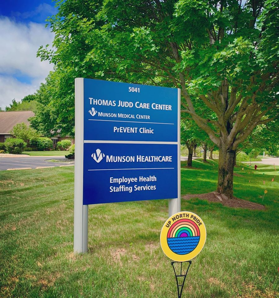 Thomas Judd care Center HIV Traverse City