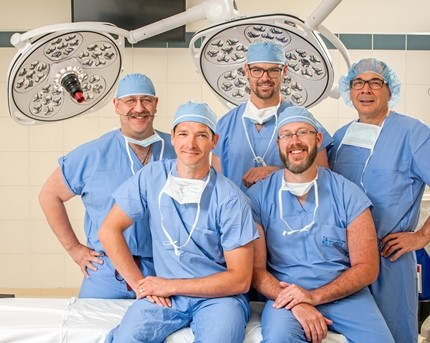 Surgeons at Cadillac Surgical Care